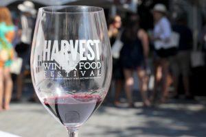 Harvest Wine and Food Festival