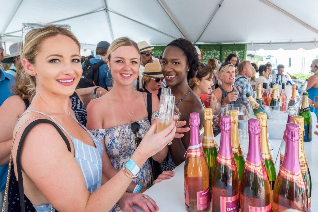 Join the fun at the 2018 South Walton Beaches Wine & Food Festival.